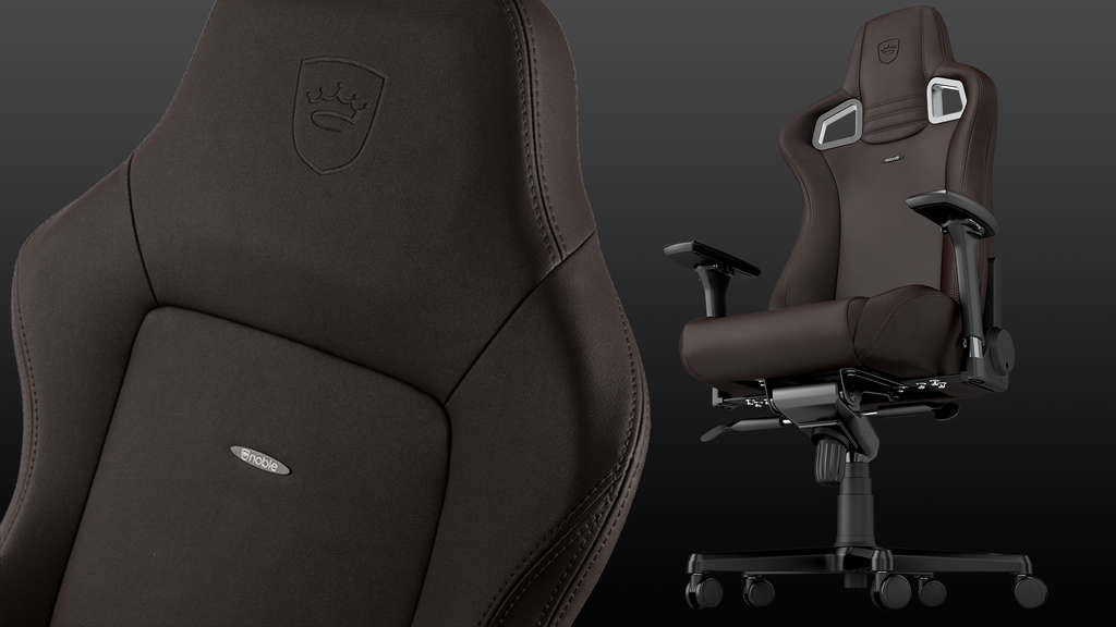 noblechairs hero java edition lehne stuhl gaming