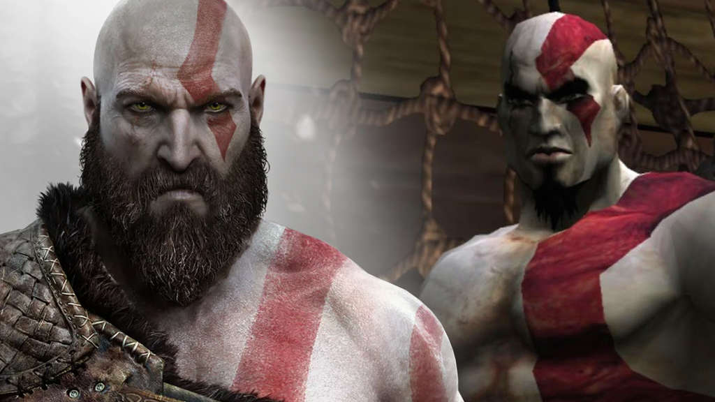 God of War Remake PS5 Uncharted