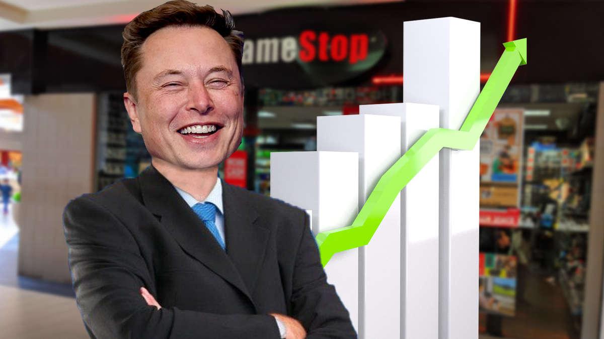 Elon Musk Aktie