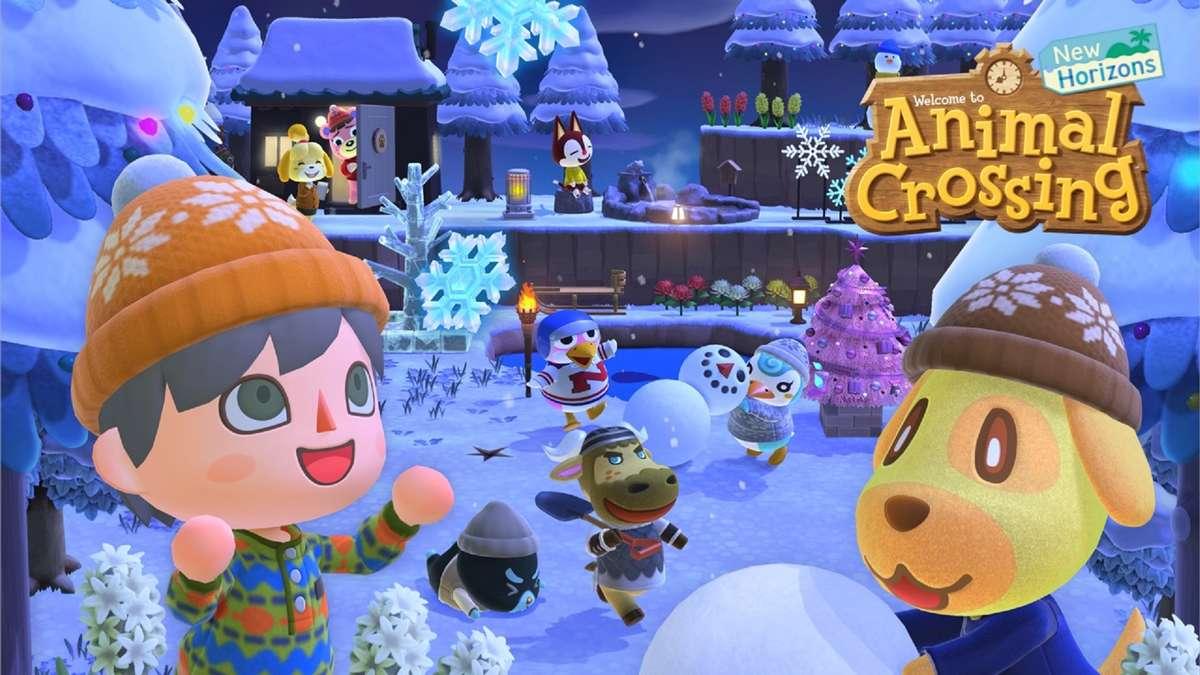 Animal Crossing New Horizons Geldbaum