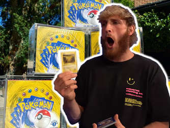 YouTuber Logan Paul kauft Pokémon-Packs für 2 Millionen Dollar