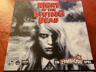 Zombicide - The Night of the Living Dead im Test: Das Horror-Brettspiel mit 68er-Charme