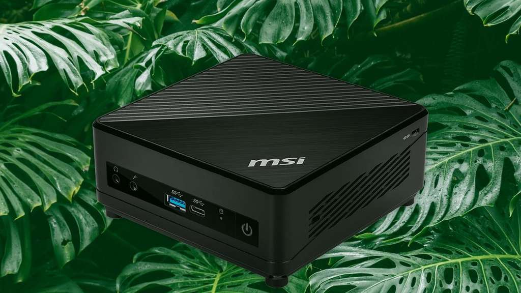 MSI Cubi 5 10M Home Office PC