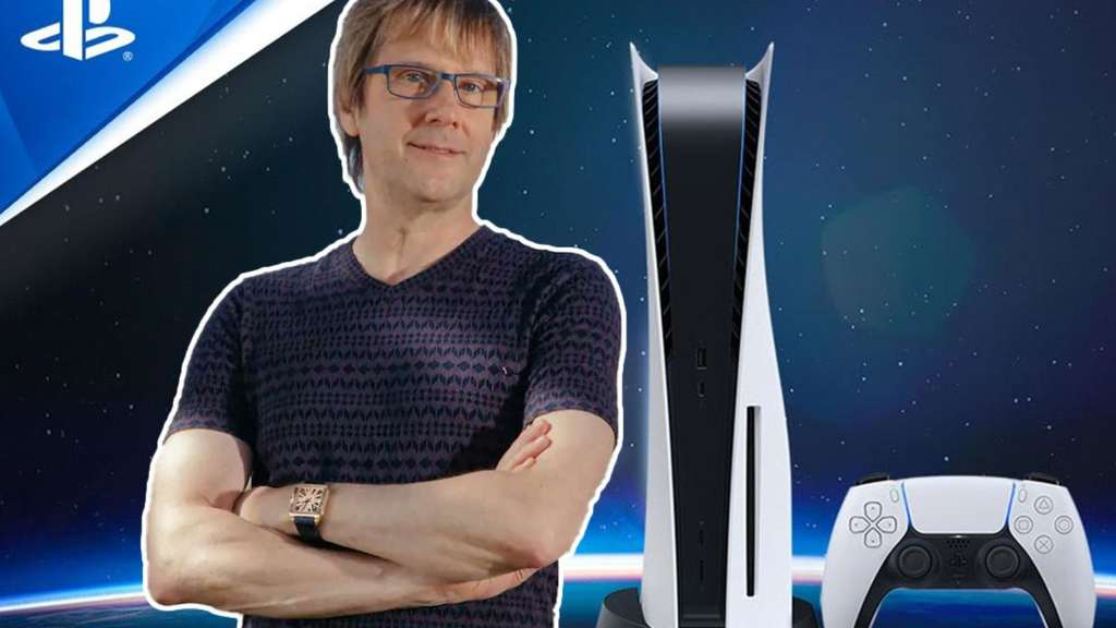Systemarchitekt Mark Cerny liebt PS5-Trophäen tokio