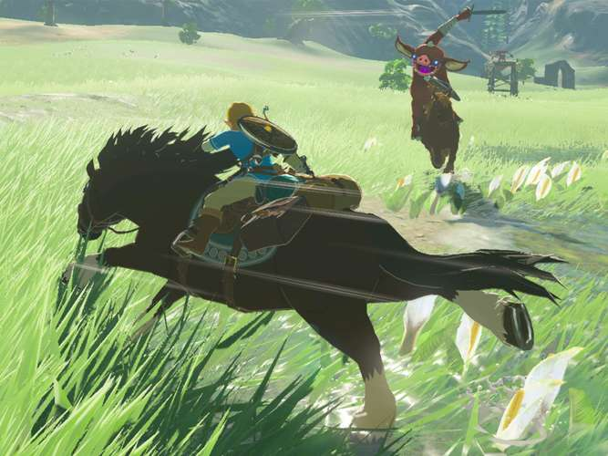 "The Legend of Zelda: Breath of the Wild-DLC – Fans entwickeln ""Second Wind"""