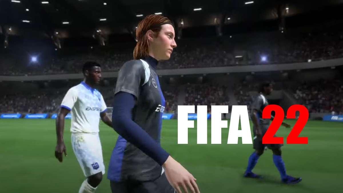 FIFA 22: Frauen und Männer spielen zusammen! Große Änderungen an Professional Golf equipment