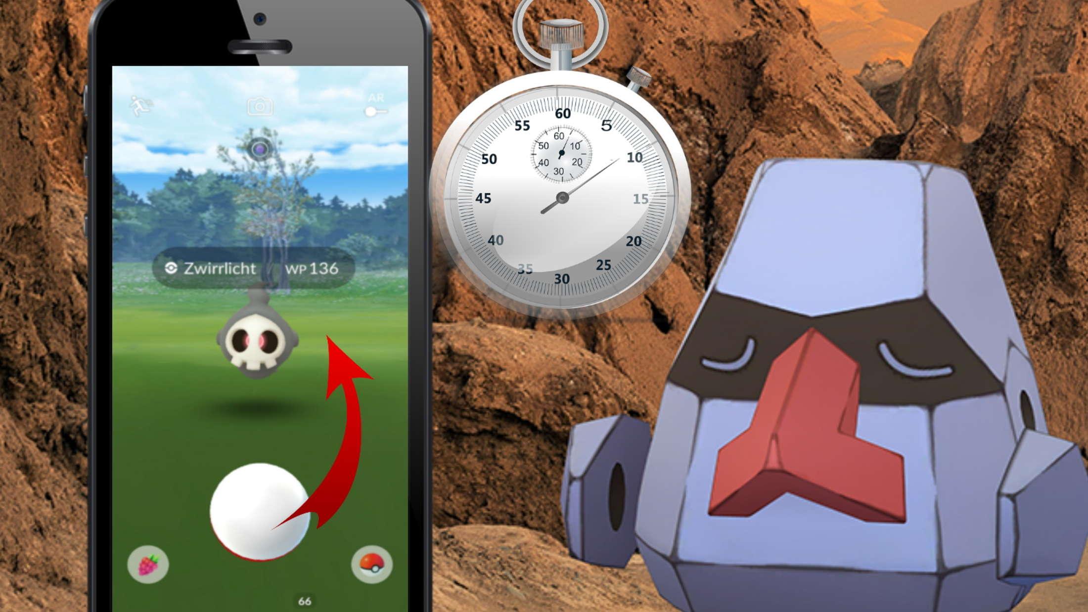 Pokémon GO: Fangtrick 2021 erklärt - So könnt ihr Pokémon ...